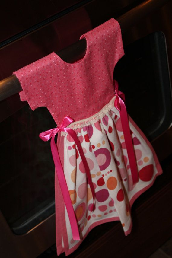 Tea Towel Dress, Kitchen Towel, Hand Towel