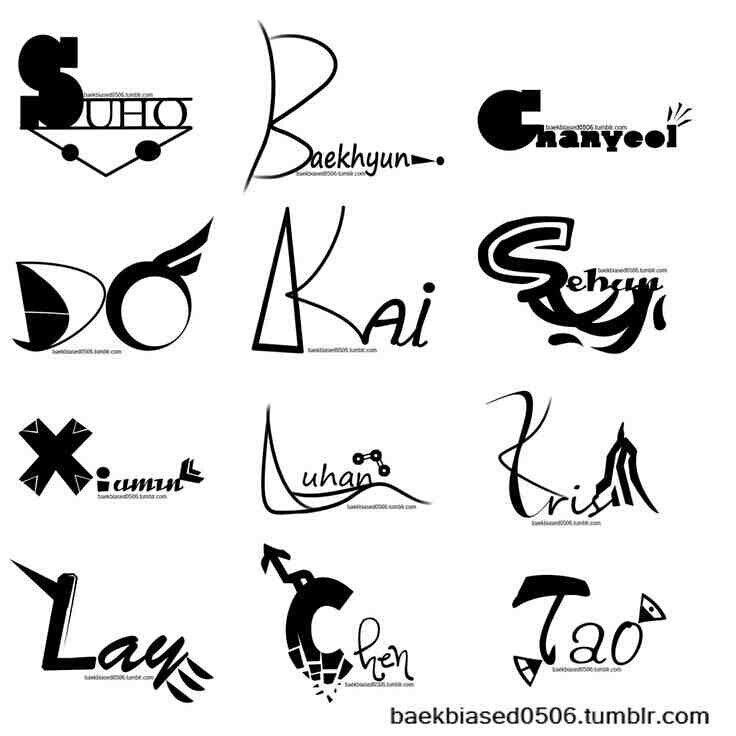 Exo writing styles