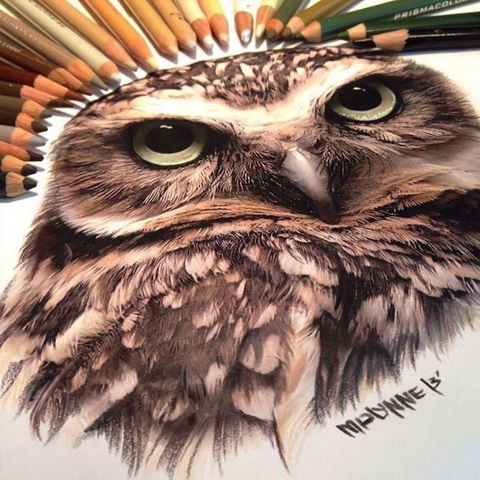 Карандашами, красками и чернилами: гиперреалистические рисунки от художницы Karla Mialynne. (8 фото)   Гиперреалистические картины художницы Karla Mialynne практически неотличимы от ярких и красочных фотографий. Чтобы убедить зрителей в том, что перед ними настоящие рисунки, мастерица демонстрирует, какие инструменты использовала для создания ...  Читать всё: http://avivas.ru/topic/karandashami_kraskami_i_chernilami_giperrealisticheskie_risunki_ot_hudojnici_karla_mialynne.html
