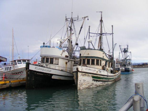 Commercial fishing boats commercial fishing boat for Commercial fishing boats for sale in oregon