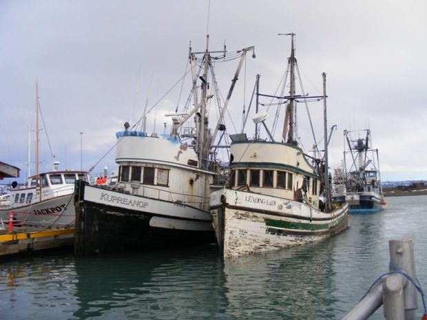 Commercial fishing boats commercial fishing boat for Commercial fishing boats for sale by owner
