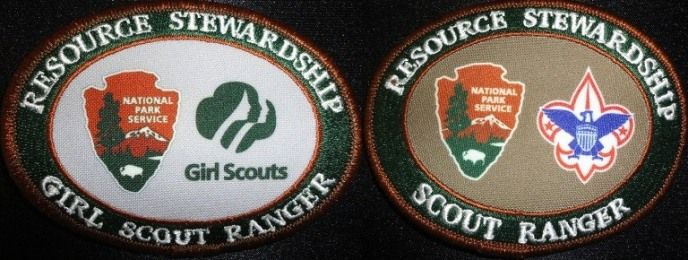 Are you a Girl Scout? A Boy Scout?  If so, you can also become a National Park Service Scout Ranger! You can explore the many historic and natural wonders throughout the National Park System, learn about the National Park Service, and help us protect these amazing places.