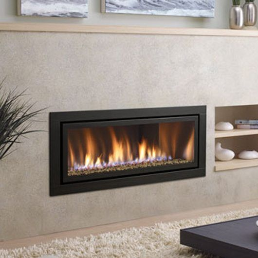 The Regency Horizon Large Gas Fireplace offers a wide angle view of a  unique and dramatic flame; perfect for contemporary homes and open concept  living ... - 17 Best Images About Regency Fireplaces On Pinterest Kingston