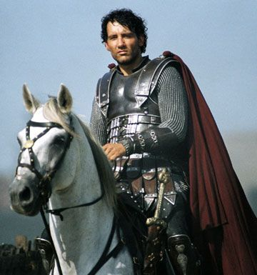 What are some examples of chivalry in king Arthur the movie?
