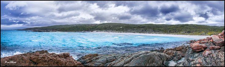Bremer Bay, Native Dog Beach Panorama