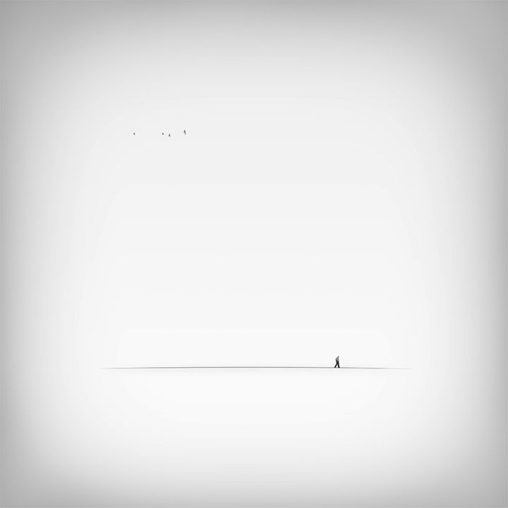 Black and White Fine Art Photos by Hossein Zare - My Modern Metropolis