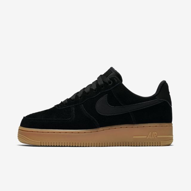 air force 1 uomo camoscio