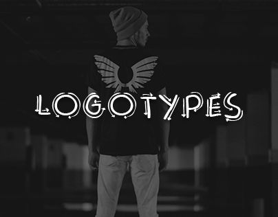 """Check out new work on my @Behance portfolio: """"Logotypes"""" http://be.net/gallery/46678157/Logotypes"""