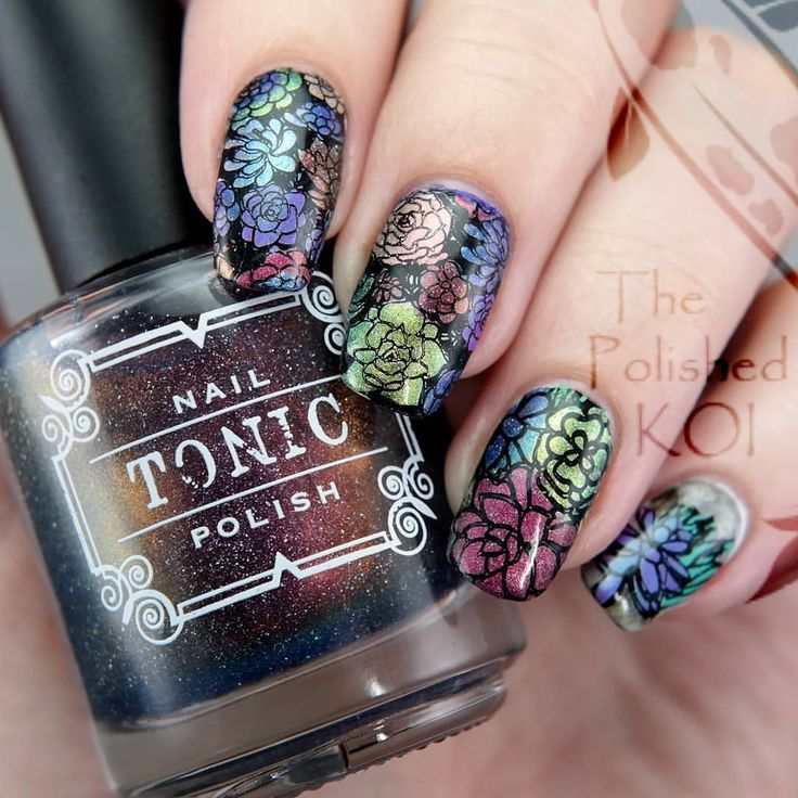 2856 best NAIL ART images on Pinterest | Koi, Manicures and Nailed it