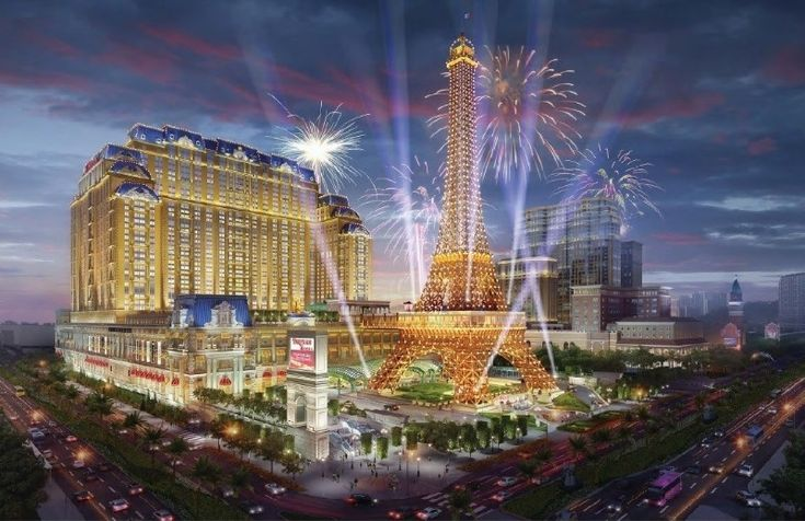 Sands Announces The Parisian Macau's Opening Date | LUXUO