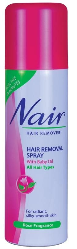 Nair Hair Removal Spray 200ml Rose Buy Online at lowest price in India: BigChemist.com