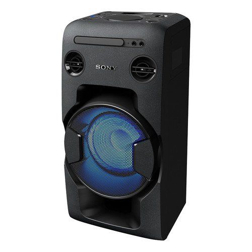Sony Bluetooth Hi-Fi Audio Stereo Sound System With Single Disc Cd Player, FM Radio Tuner, Karaoke Capability, Remote Control