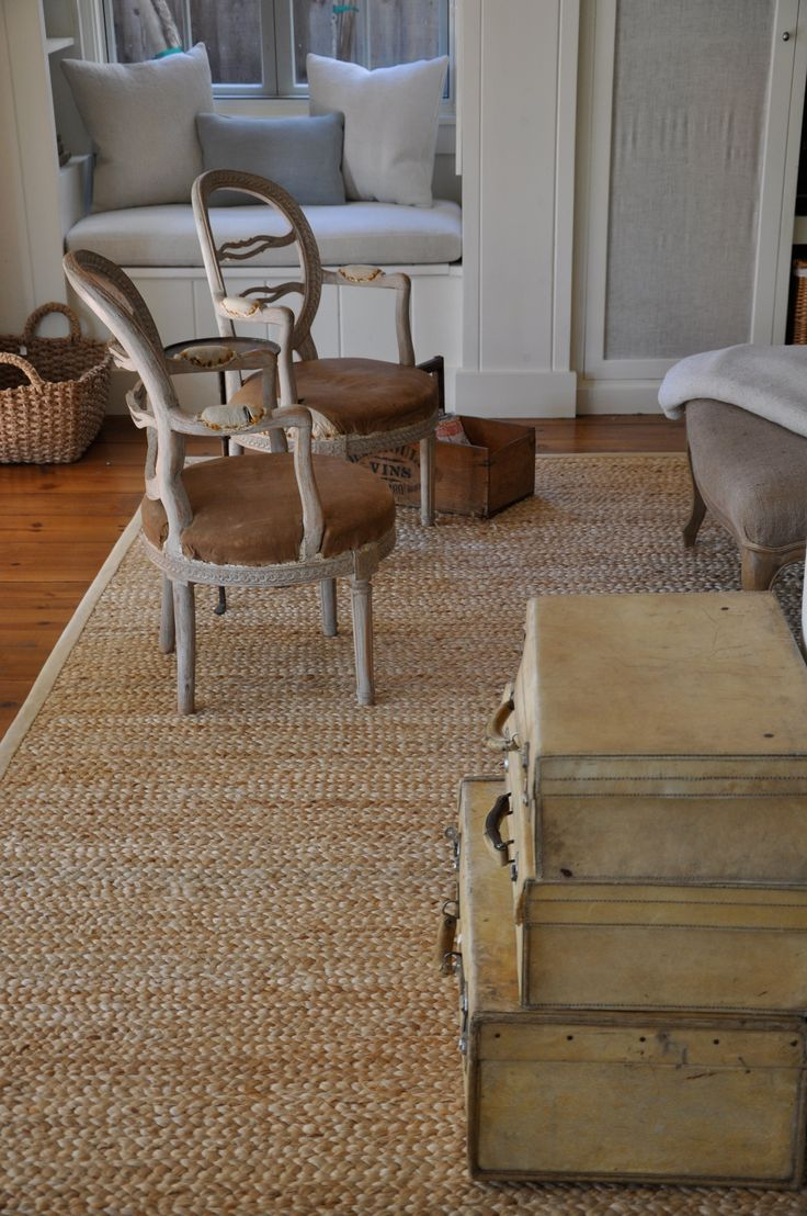 17 best images about chunky natural rugs on pinterest jute rug sisal carpet and natural rug - How to make a wool accent rug work for your space ...
