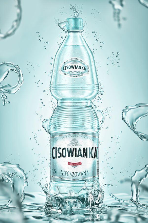 Nowa Cisowianka on Behance