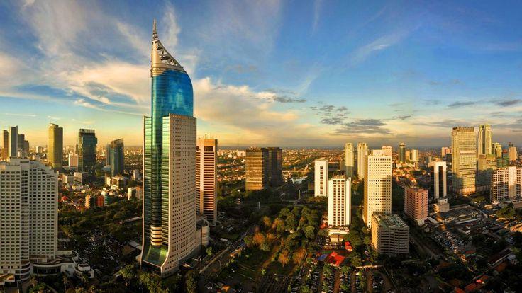 Jakarta, the capital city of Indonesia