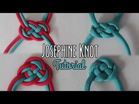 Macrame Knots Tutorial @catrionaakacat - YouTube