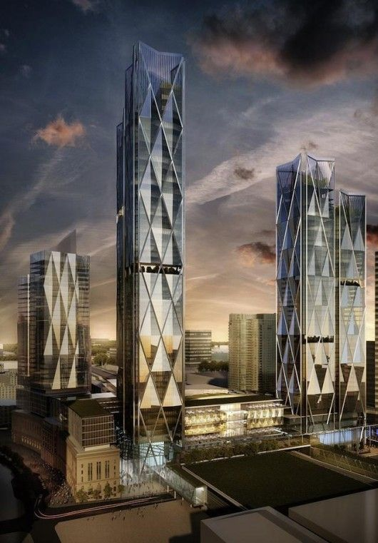 Development at Toronto's Union Station by Wilkinson Eyre Architects