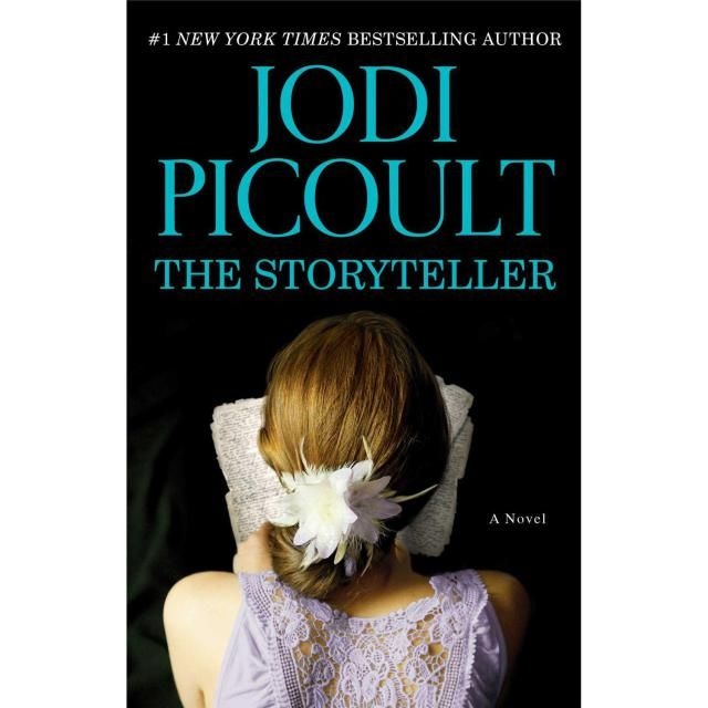 What Book is Jodi Picoult releasing soon?: 2013 Release - 'The Storyteller'
