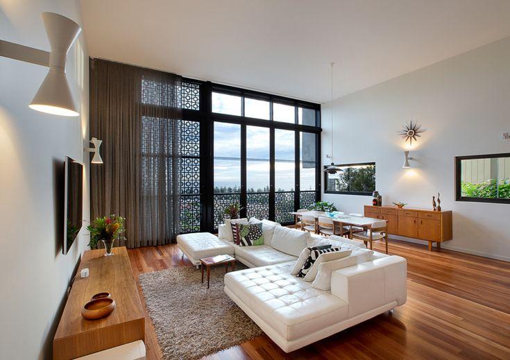 A 1980s Duplex Transformed Into Contemporary Home