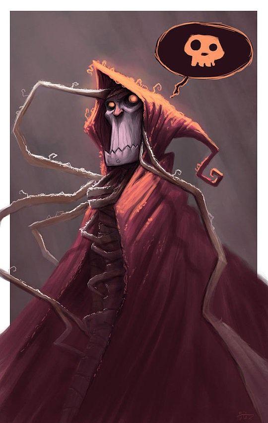 Arthur Mask is an amazingly talented 2d artist / illustrator based in Sao Paulo, Brazil.