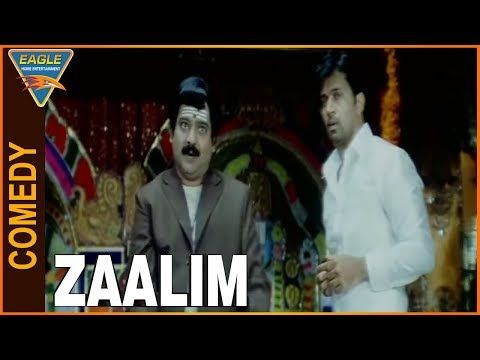 Zaalim Hindi Dubbed Movie    Vivek And Arjun Best Comedy Scene    Eagle Hindi Movies Watch it From Here http://ift.tt/2kmBUU3