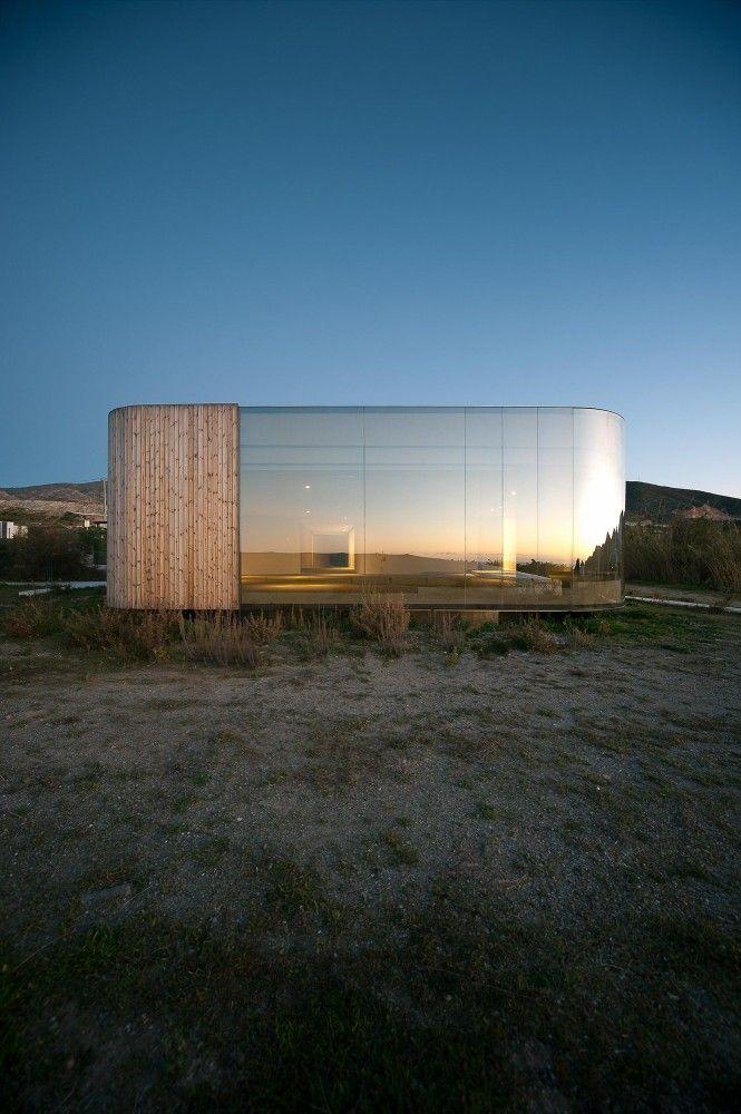 The Non Program Pavilion / Jesús Torres García • Architects #house #home #building #casa #arquitetura #design #architecture