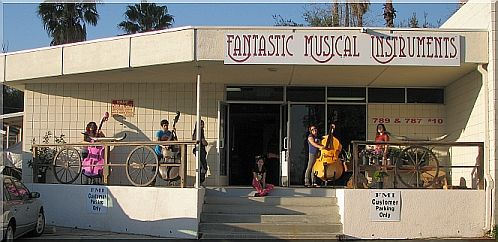 Upright Bass, Double Bass, String Bass, Bass Fiddle for Sale and other Fantastic Musical Instruments ----- This is where Adam bought his bass. Best shop for buying a bass in Los Angeles area!