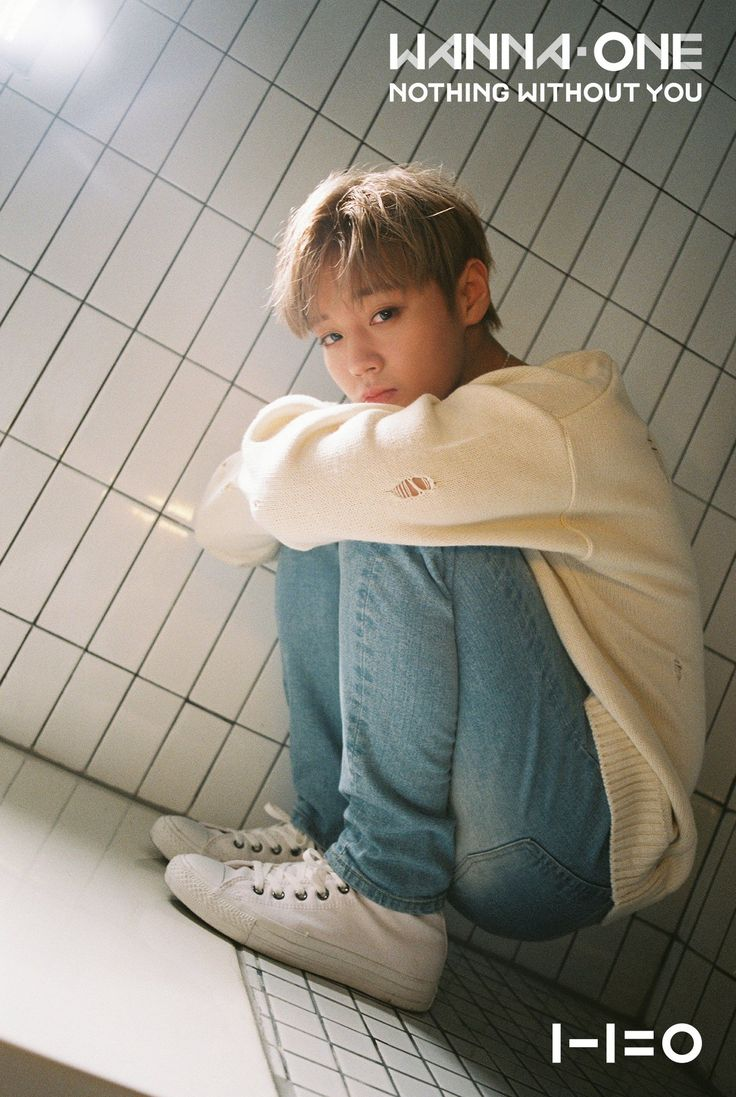 "Wanna One | 2nd Album Photo #Jihoon Wanna One ""1-1=0 (NOTHING WITHOUT YOU)"" 2017.11.13 Album Release!"