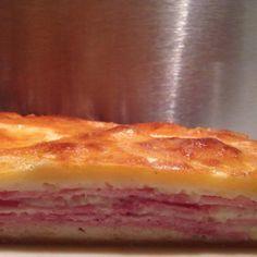 Recette Feuillantine Comtoise par audrey_25 - recette de la catégorie Tartes et tourtes salées, pizzas