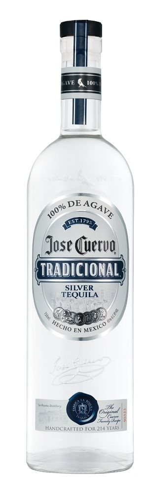 jose cuervo tradicional silver.....I lovers it....so much