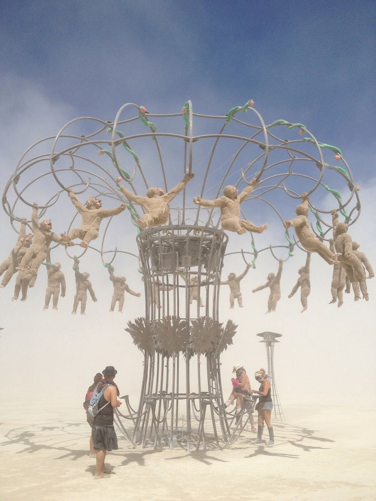 50 of the coolest Burning Man art installations ever [pics] - Matador Network