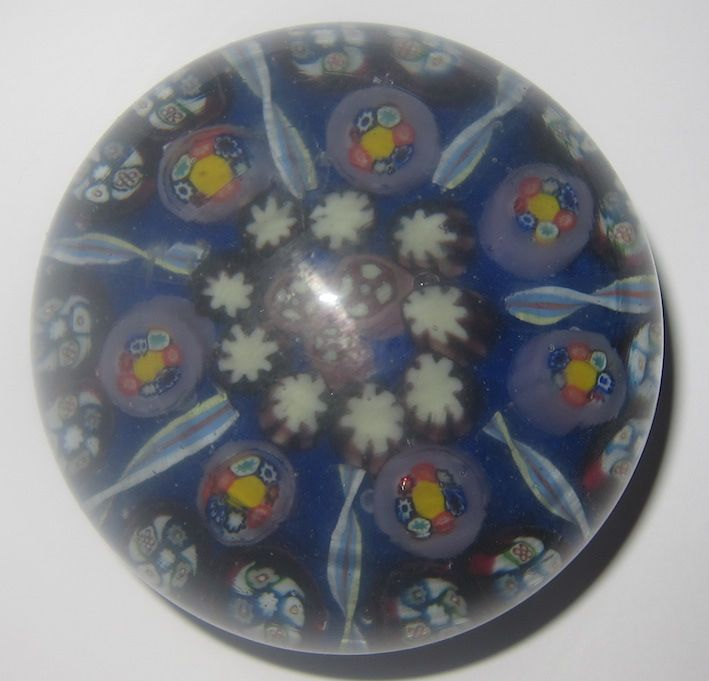 Ysart brothers paperweight
