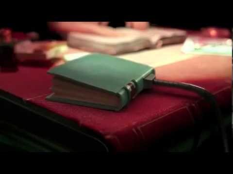 """""""Los fantásticos libros voladores del Sr Morris Lessmore""""."""