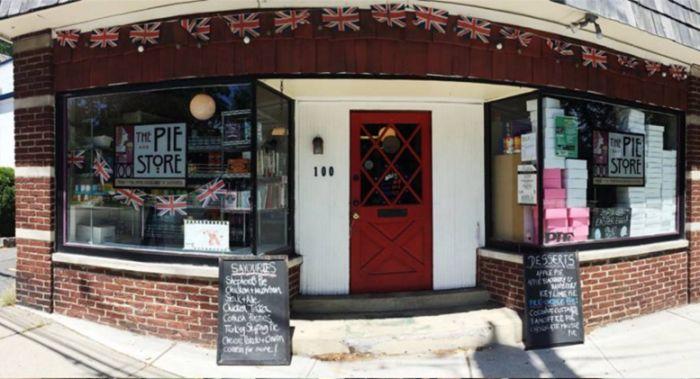 2. The Pie Store, Montclair