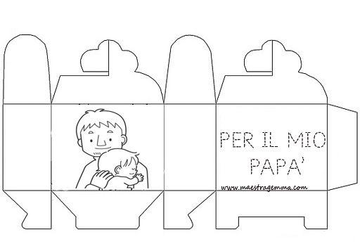 Guarda tutti i biglietti per la festa del papà da stampare gratis www.bambinievacanze.com