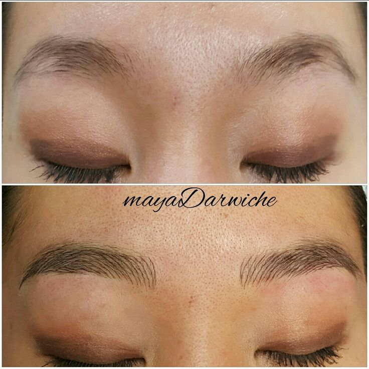 Eyebrow Embroidery #Eyebrow #tattoo #micropigmentation #microblading #3dbrows #f…