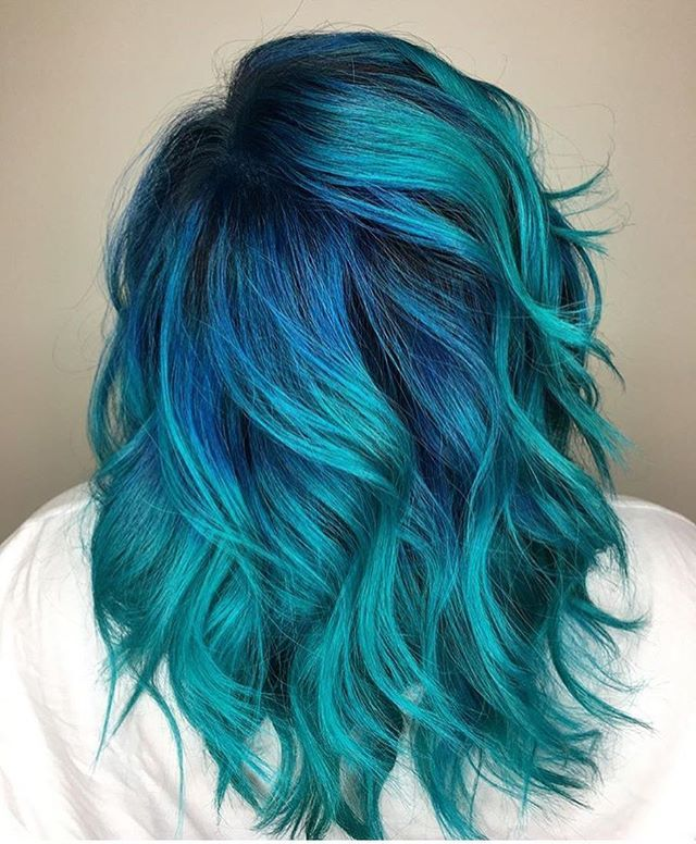 Colorful Hairstyles Delectable 2266 Best Bright Colorful Hairstyles Images On Pinterest
