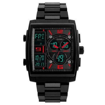 Only US$10.49 , shop SKMEI 1274 Outdoor Sport Digital Watch PU Band Waterproof Compass Chronograph Men Wristwatch at Banggood.com. Buy fashion Digital Watches online.