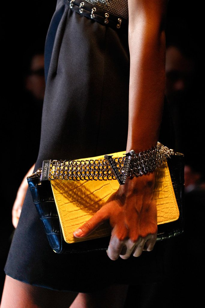 jewelry store online Versace Fall 2012 Ready to Wear Collection Photos   Vogue