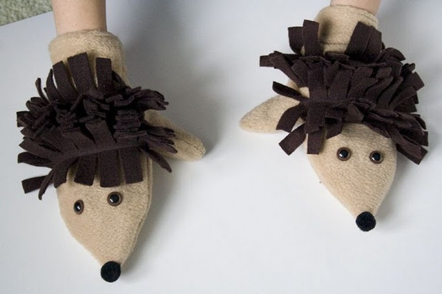 With a family of hedgehogs in the garden, I neeeed to make these!