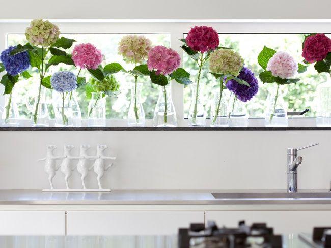 1000 id es sur le th me pots de fleurs suspendus sur for Fleurs artificielles chez ikea