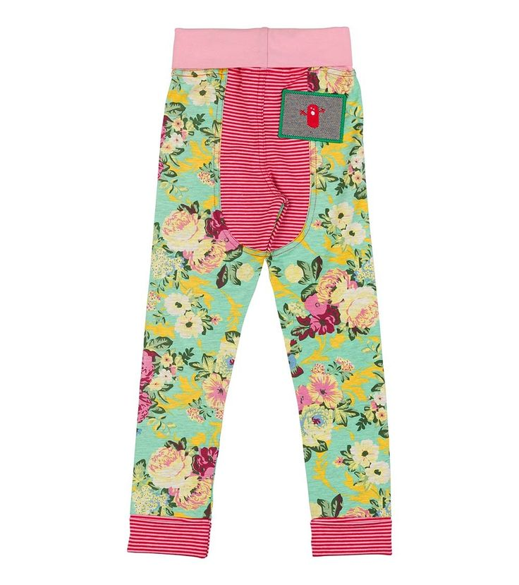 Garland Legging - Big, Oishi-m Clothing for kids, Winter Break 2016, www.oishi-m.com