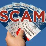 Beware of Event Ticket fraud ut will cost you $money$ and you will not see the event!