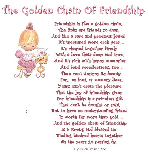 essay on friendship is a golden chain A summary of the sieve and the sand in ray bradbury's fahrenheit 451 learn exactly what happened in this  sample a+ essay how to cite this sparknote share this.