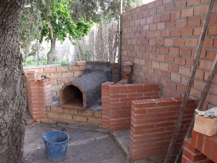 M s de 25 ideas incre bles sobre hornos de pizza for Como construir un horno
