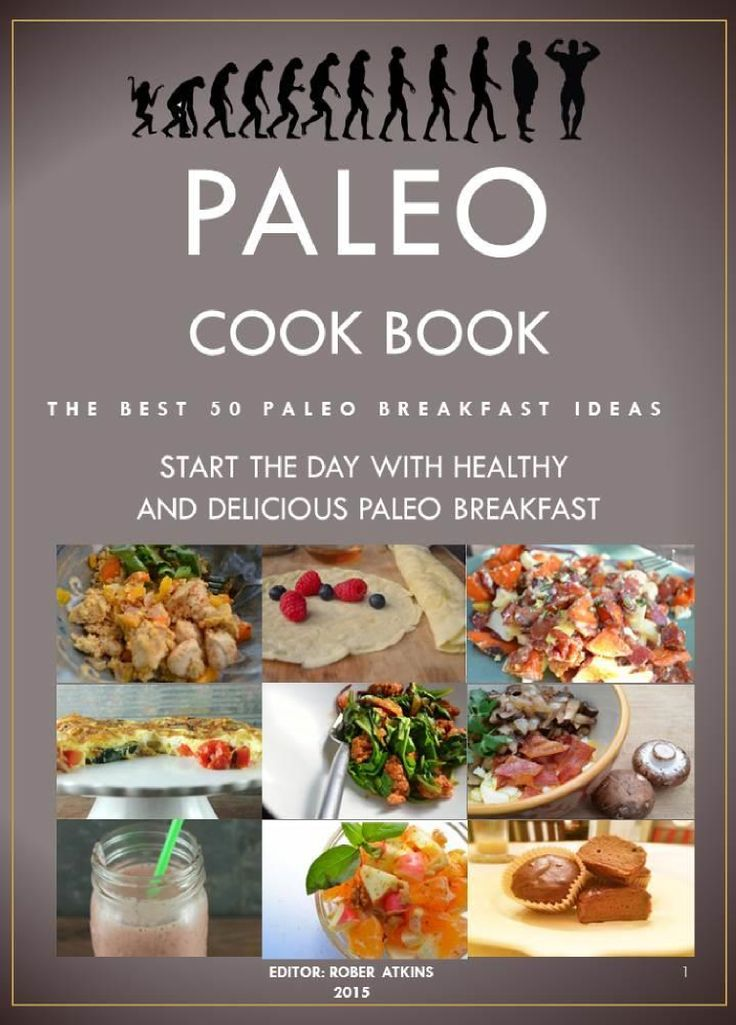 The Best 50 Paleo Breakfast Ideas-Limited offer 50 % off.Use the following voucher code:50PRECENT and pay ONLY $2.50. http://www.tipstolosingweight.com/paleo-breakfast-ideas/