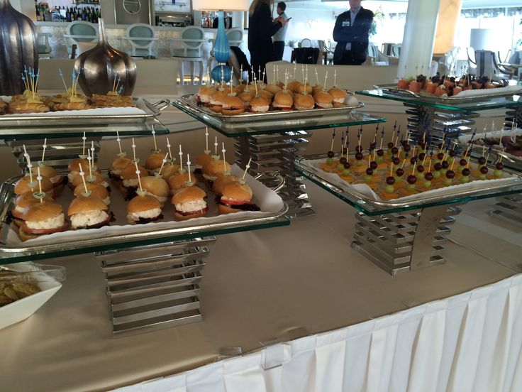 Crystal Cruises - Crystal Symphony, Palm Court Buffet