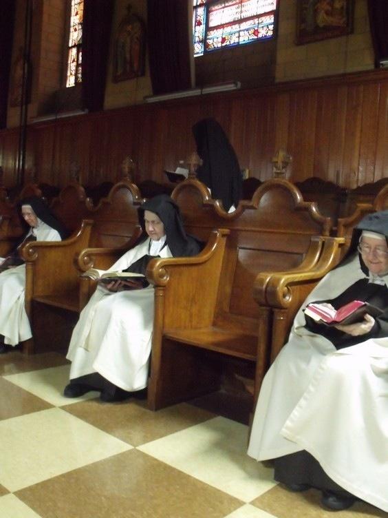 Carmelite At Heart