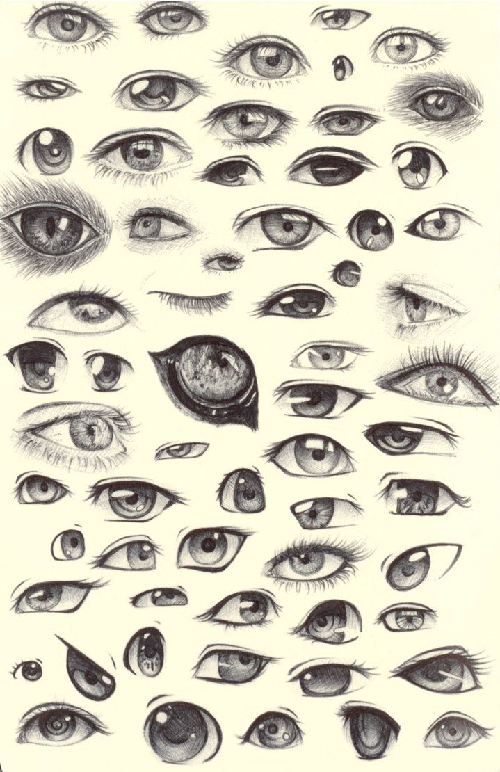 I love eyes the see into your soul and say so much about us =)