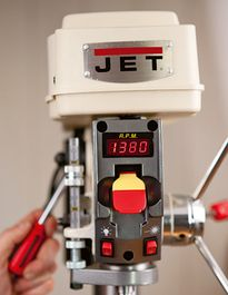 Jet JDP-12 12-Inch Drill Press with Digital Readout Review